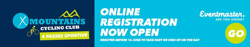 Register for The 4 Passes 2019