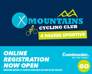 The 4 Passes: Online Registration